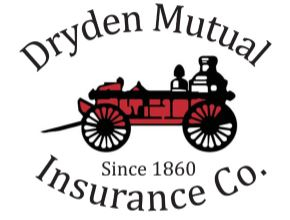 Button to make a payment with Dryden Mutual