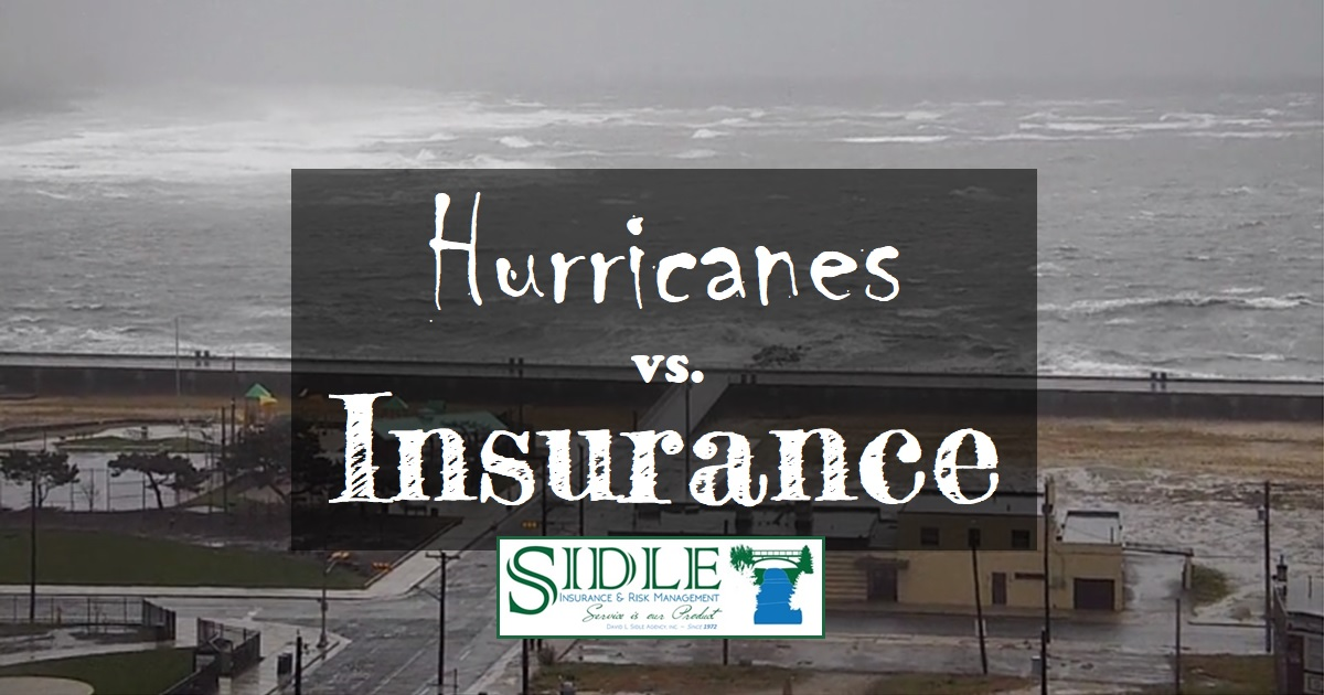 Title Photo - Hurricanes vs. Insurance