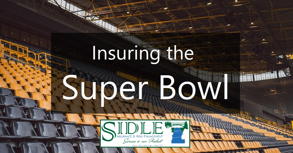 Title Photo - Insuring The Super Bowl