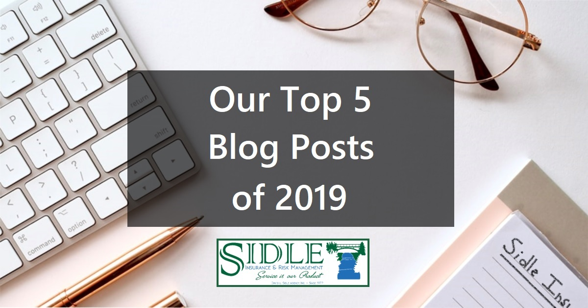 Title Photo - Our Top 5 Blog Posts