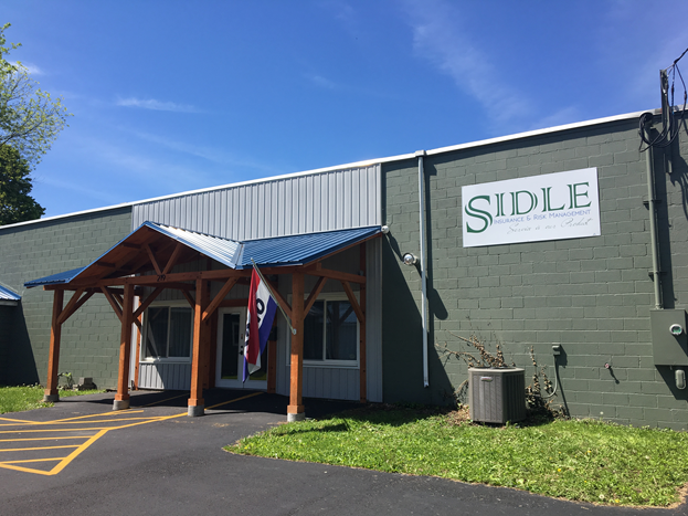Photo of the Sidle Insurance office