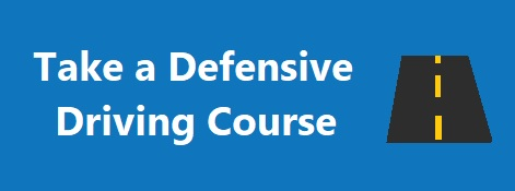Button to take a defensive driving course.