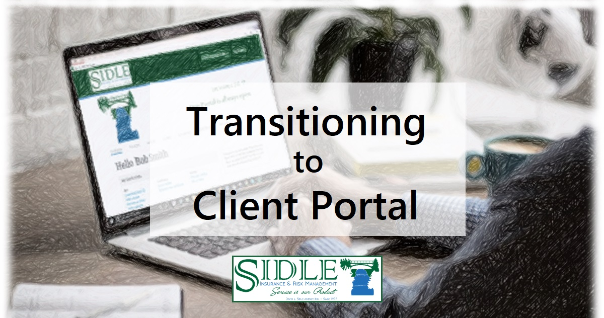 Title Photo - Transitioning to Client Portla