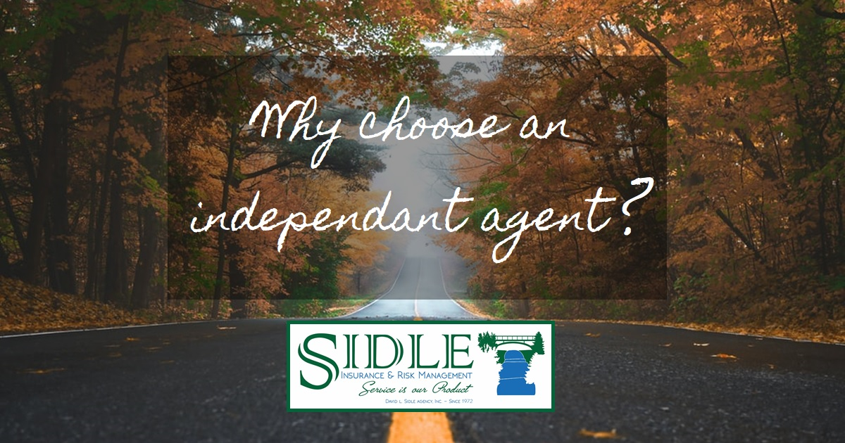 Title Photo - Why Choose An Independent Agent